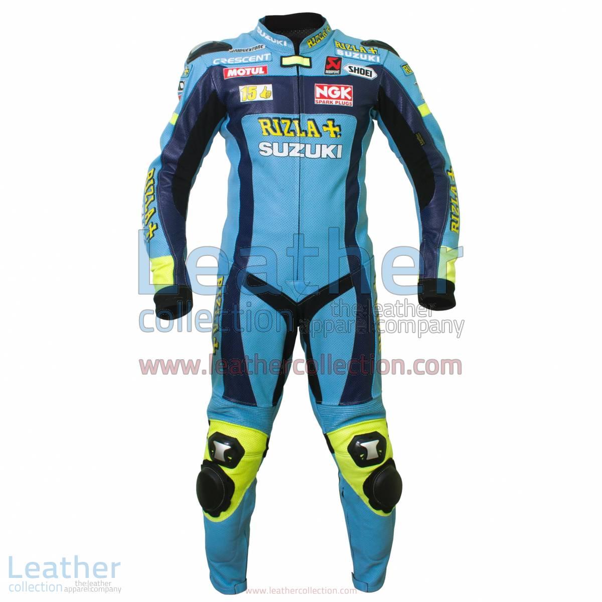Rizla Suzuki 2013 Motorbike Leathers | motorcycle leathers