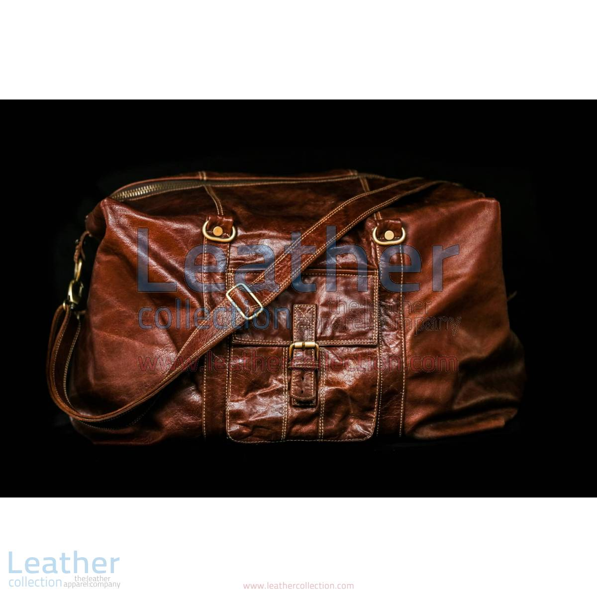 Rome Leather Luggage Bag | leather luggage bag