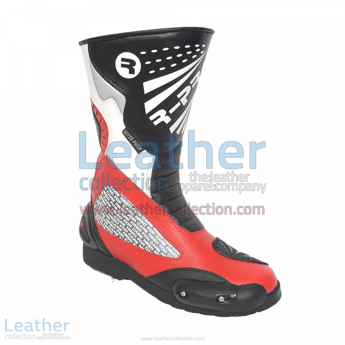 Shadow Motorbike Racing Boots | motorcycle racing boots