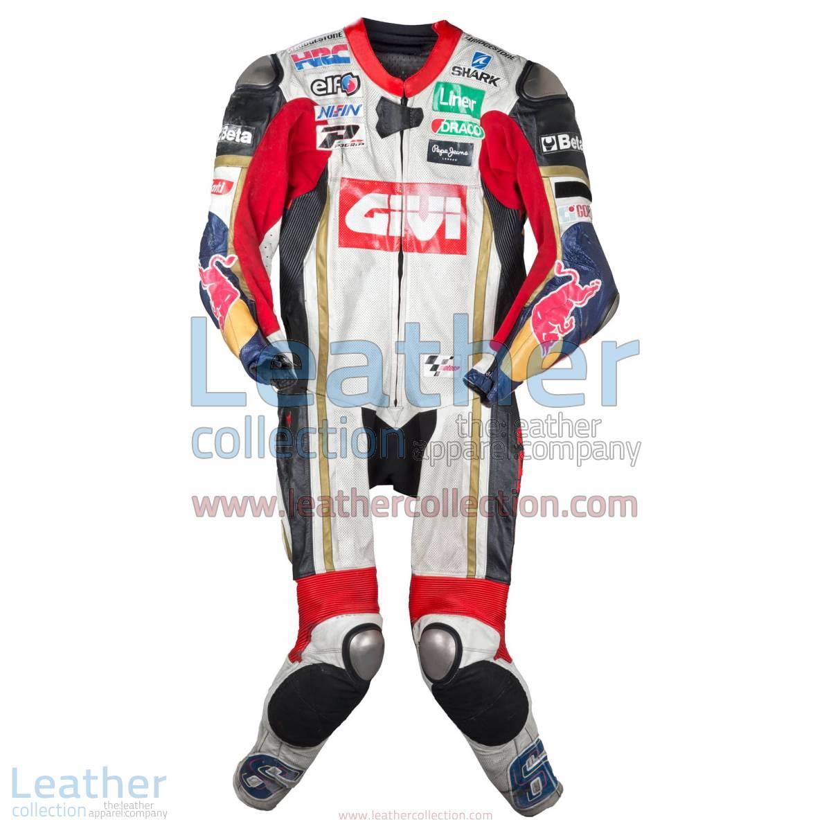Stefan Bradl Honda 2012 Leathers | Stefan Bradl