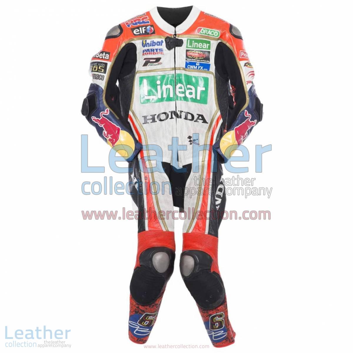Stefan Bradl Honda Motogp 2014 Motorbike Leathers | Honda Leathers