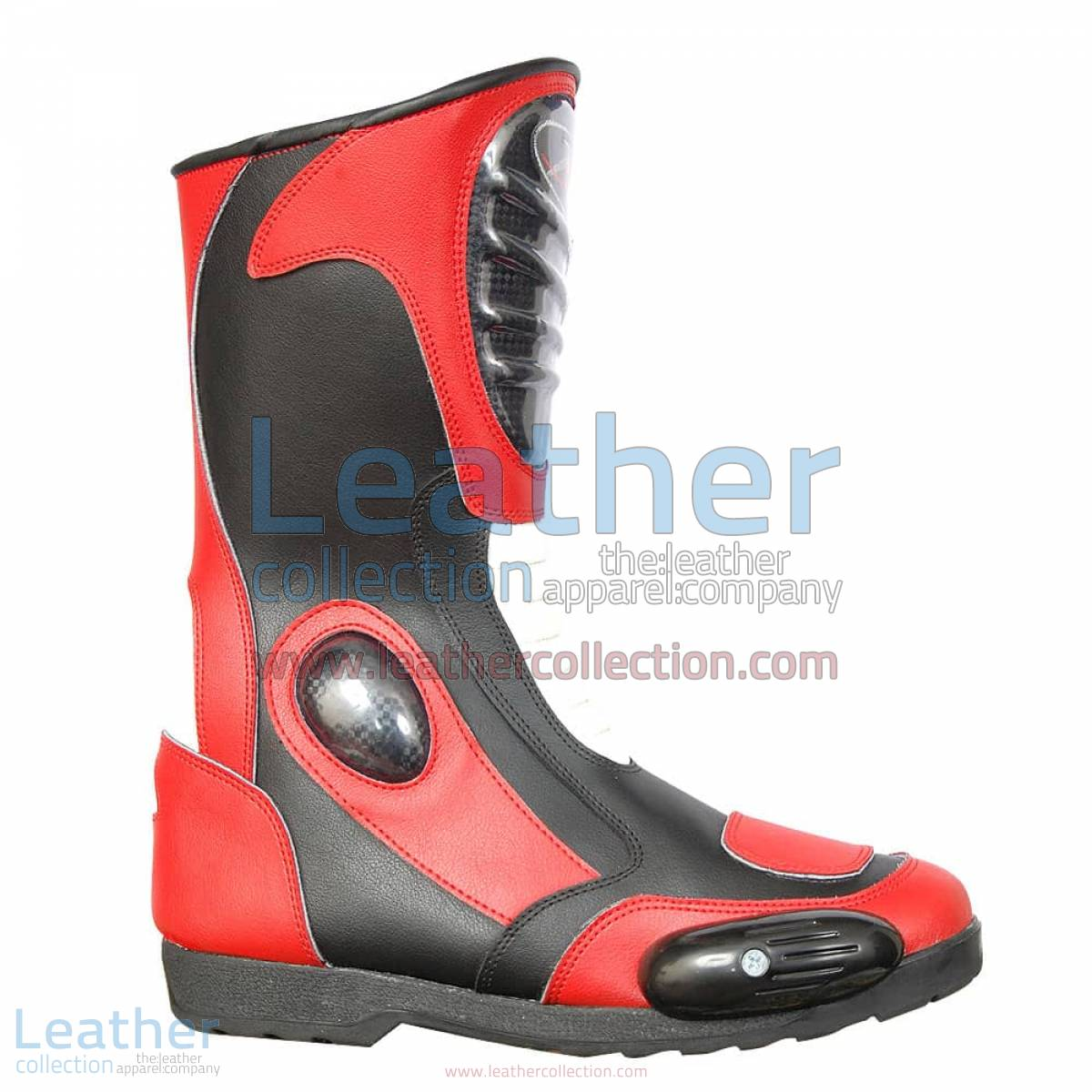 Supreme Leather Motorbike Boots | leather boots