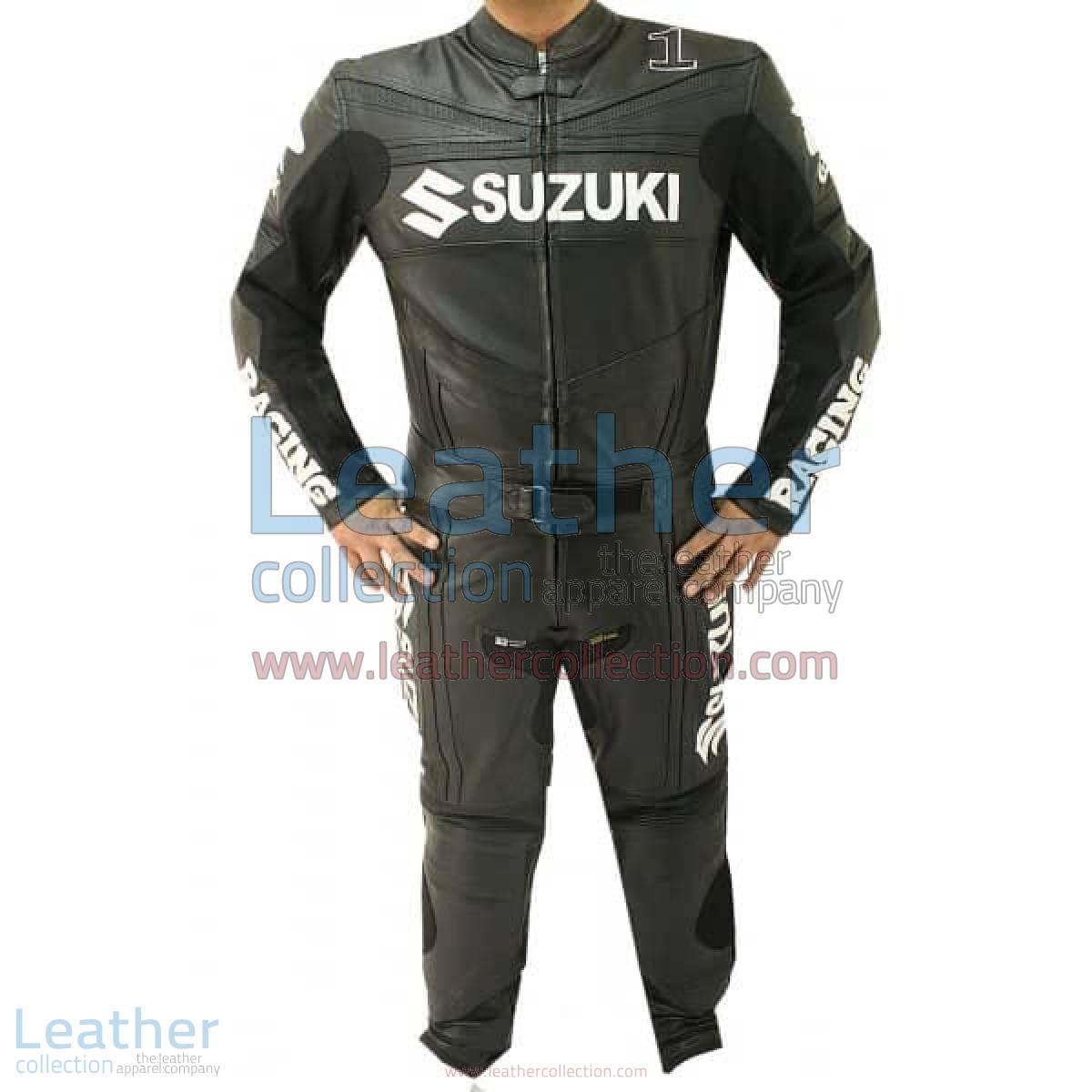 Suzuki Leather Racing Suit | suzuki racing