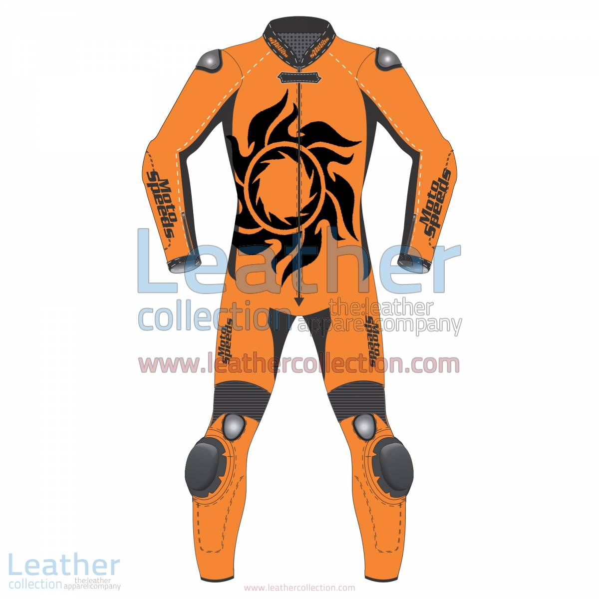 Tattoo Leather Motorcycle Suit | leather motorcycle suit