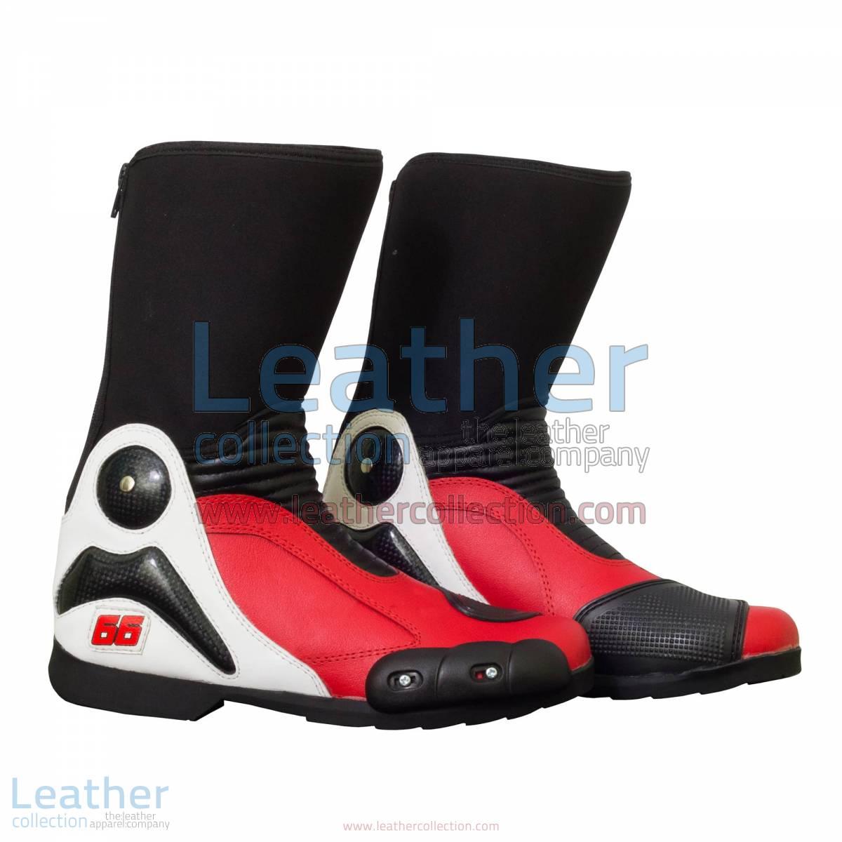 Tom Sykes Kawasaki 2015 MotoGP Race Boots | motogp boots