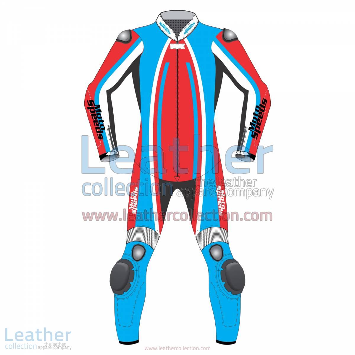 Track Leather Race Suit | leather race suit
