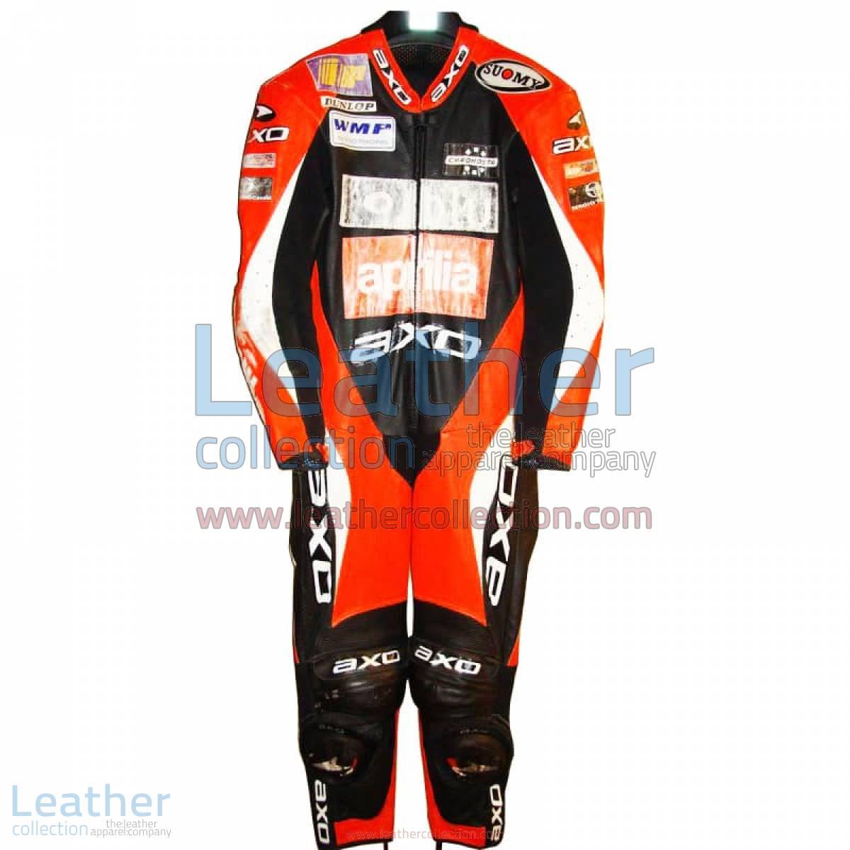 Troy Corser Aprilia WSBK 2000 Racing Leathers | aprilia