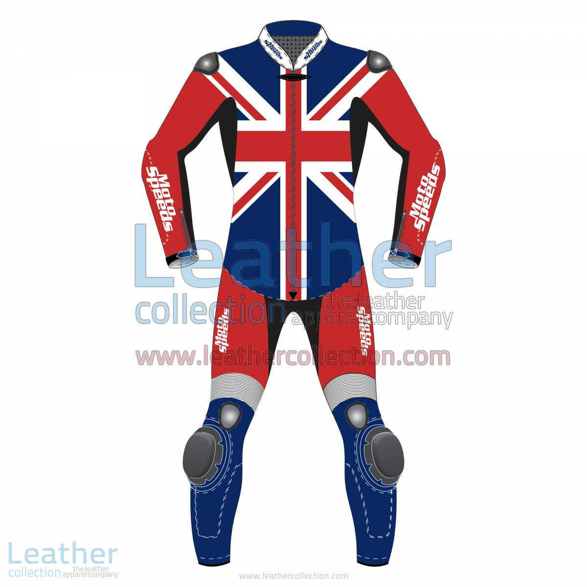 United Kingdom Flag Motorcycle Riding Suit | motorcycle riding suit