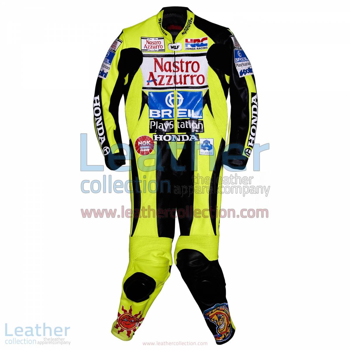 Valentino Rossi Honda GP 2000 Race Suit | valentino rossi suit