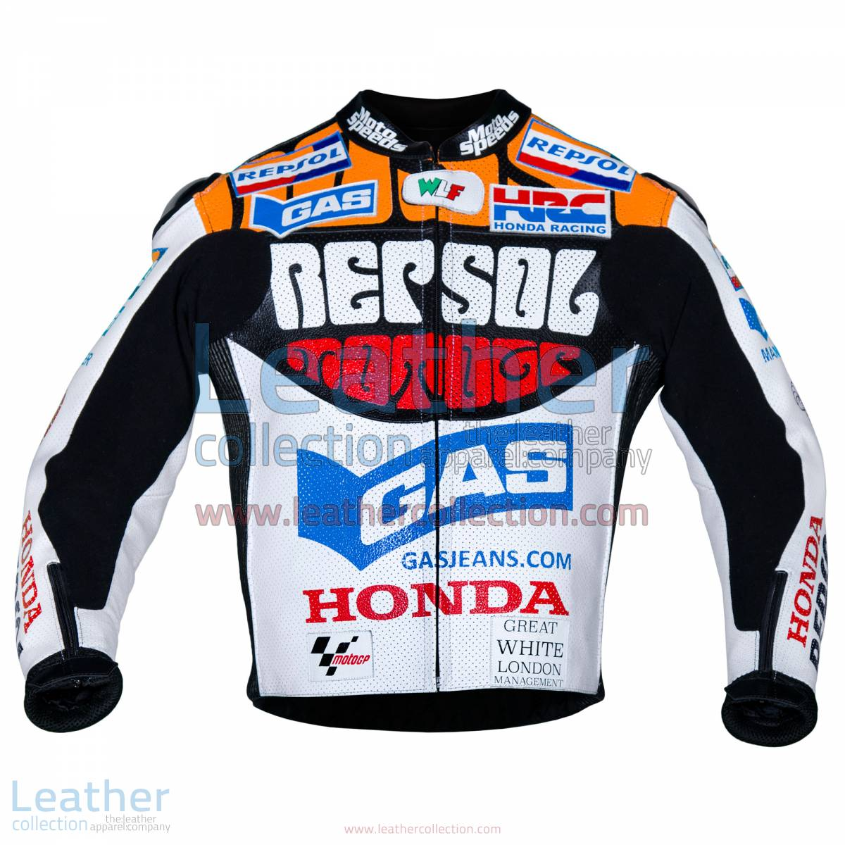Valentino Rossi Motociclismo Repsol Honda MotoGP 2003 Jacket | Repsol Honda jacket