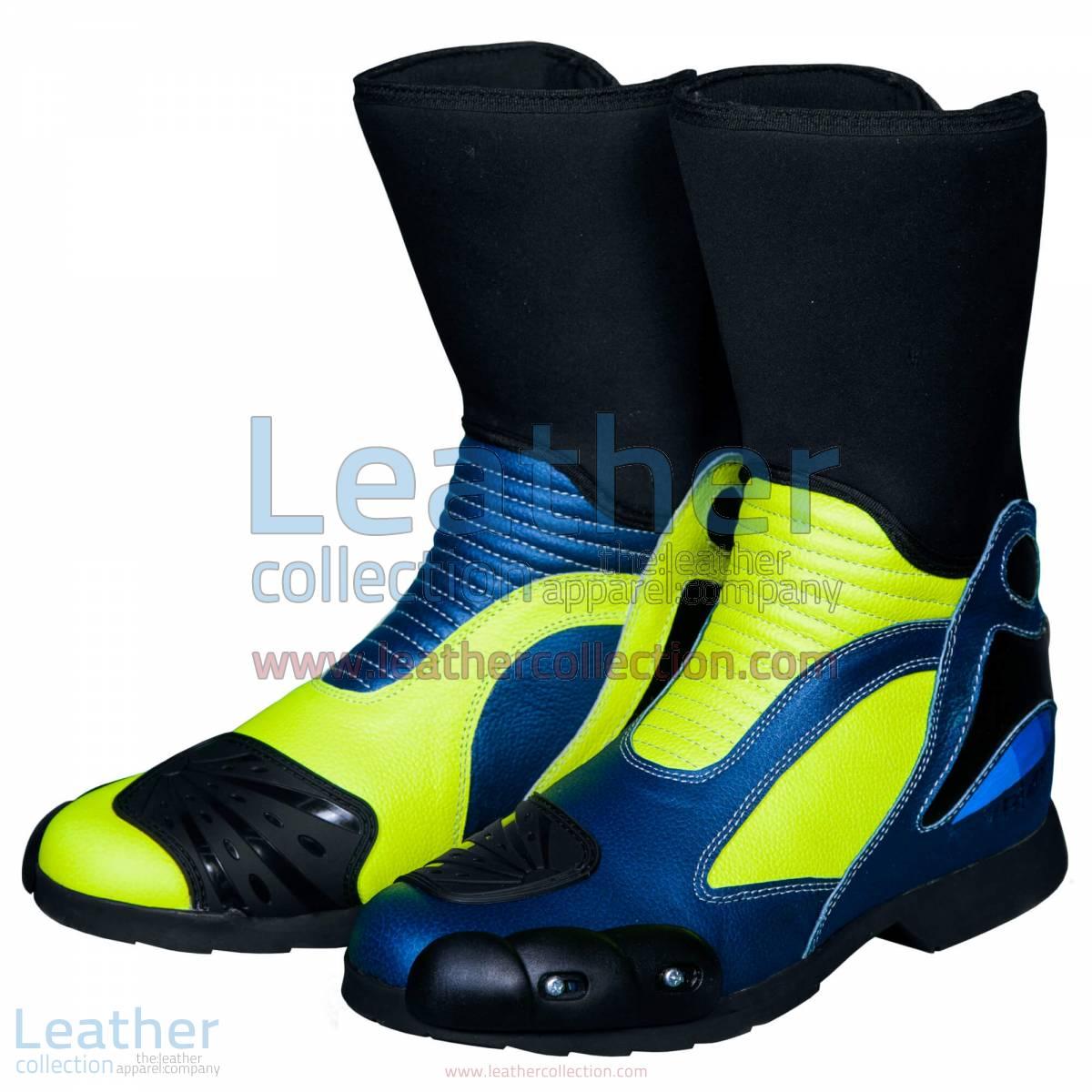 Valentino Rossi MotoGP 2016 & 2017 Race Boots   Valentino Rossi MotoGP 2016 & 2017 Race Boots