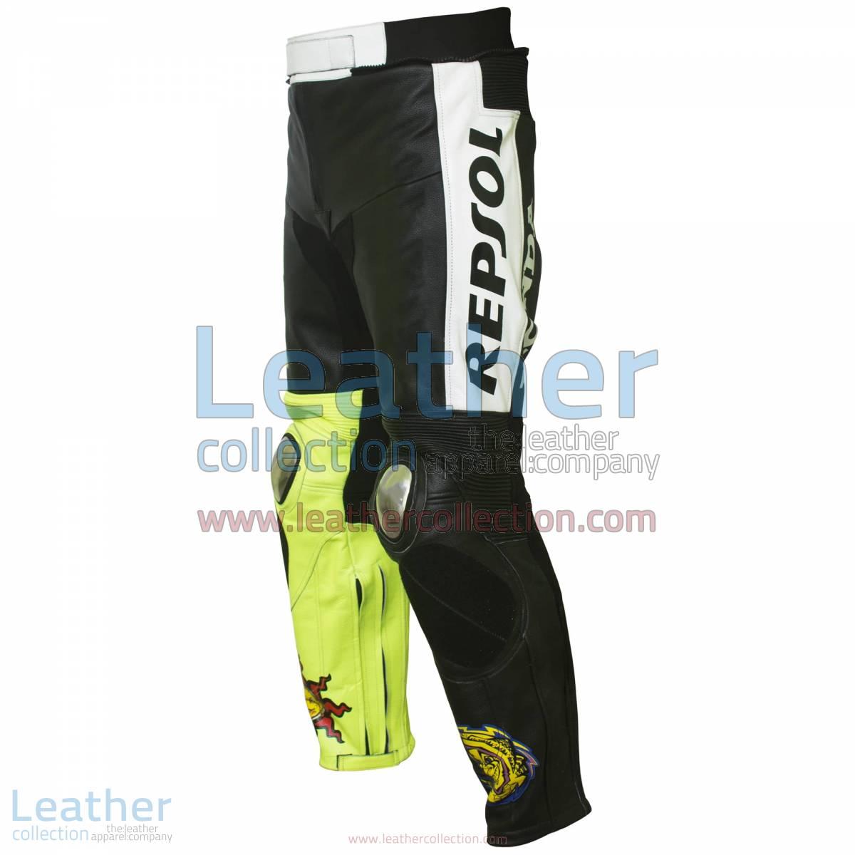 Valentino Rossi Repsol Honda MotoGP 2003 Pants | Valentino Rossi