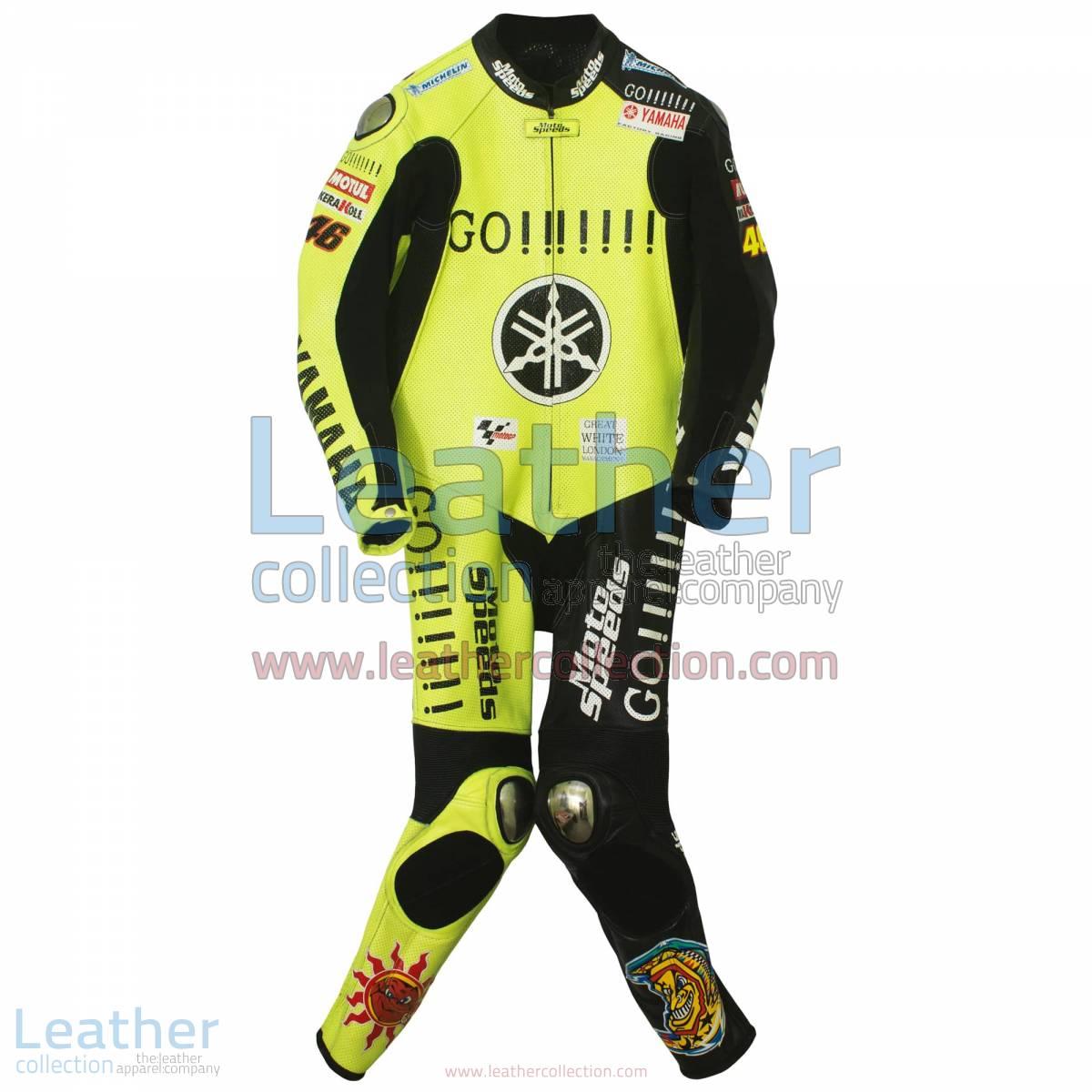 Valentino Rossi Winter Test Yamaha MotoGP 2005 Suit | Valentino Rossi suit