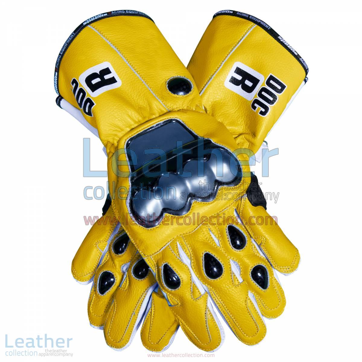 Valentino Rossi Yamaha MotoGP 2006 Racing Gloves   Valentino Rossi Yamaha MotoGP 2006 Racing Gloves
