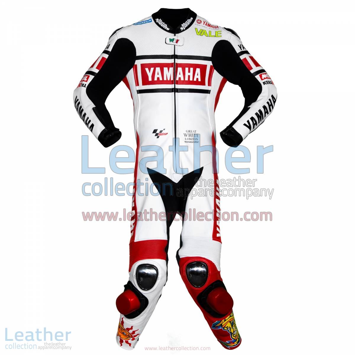 Valentino Rossi Yamaha MotoGP (Spain) 2005 Leathers | valentino rossi leathers