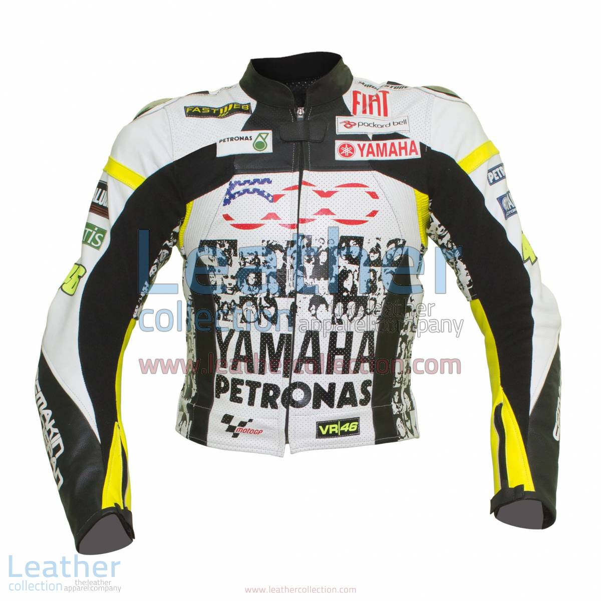 Valentino Rossi Yamaha Petronas Jacket | Yamaha jacket