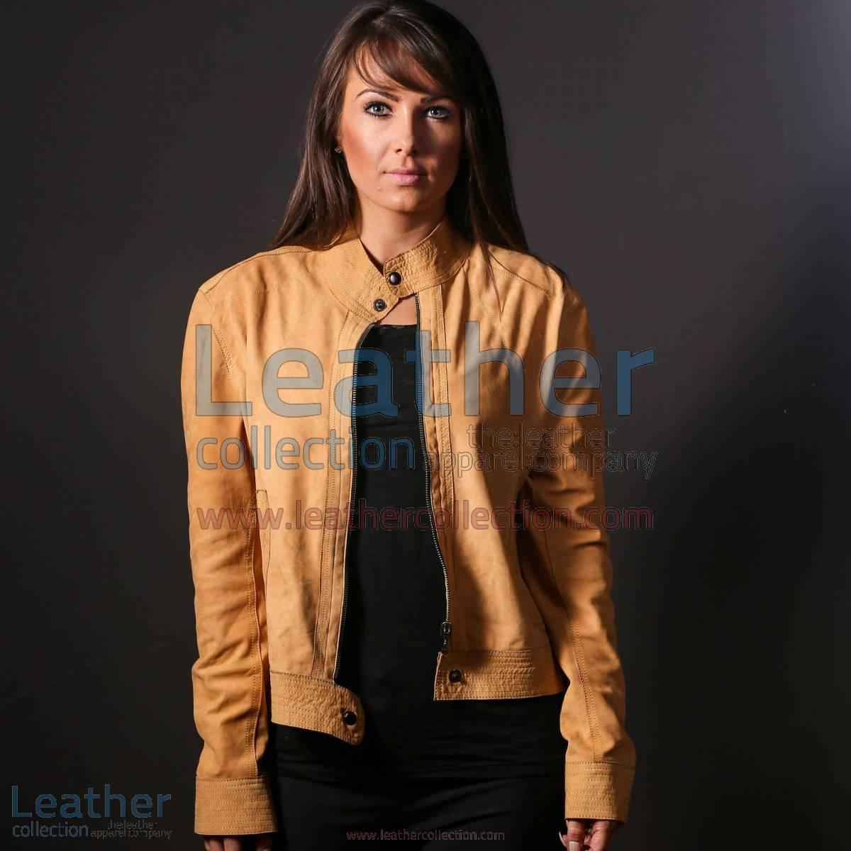 Vivo Women Leather jacket   fashion leather jackets