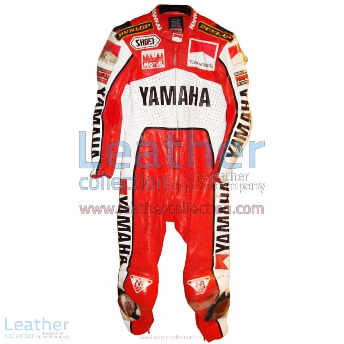 Wayne Rainey Marlboro Yamaha GP Leathers | yamaha leathers