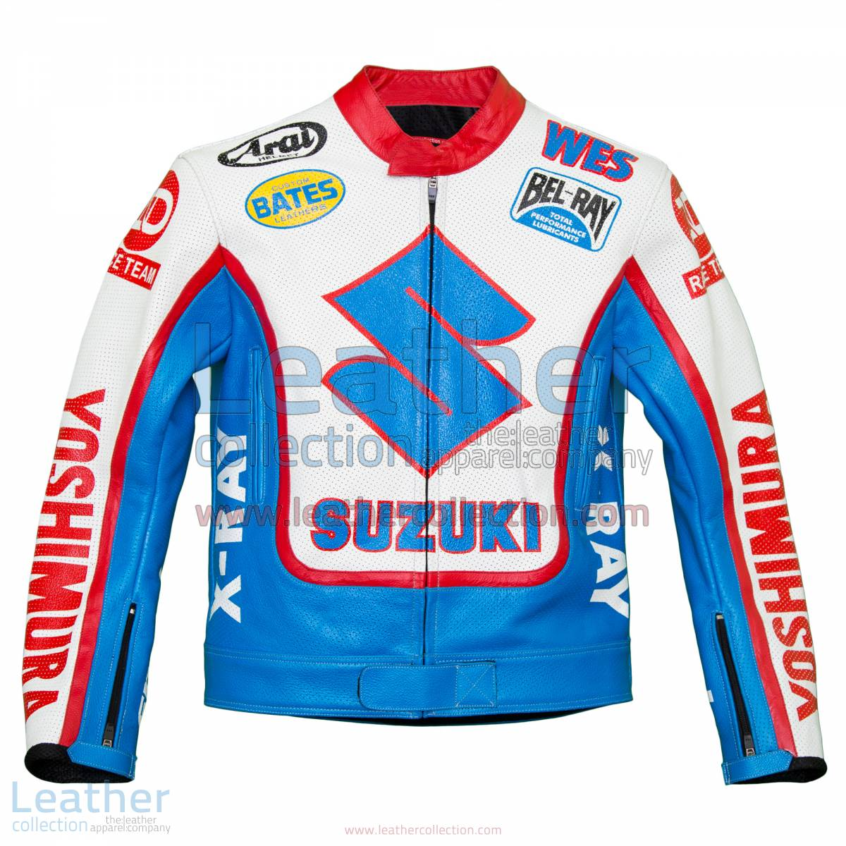 Wes Cooley Yoshimura Suzuki AMA Race Jacket | Wes Cooley Yoshimura Suzuki AMA race jacket