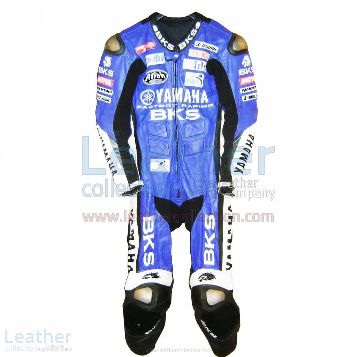 James Toseland Yamaha GP Leathers