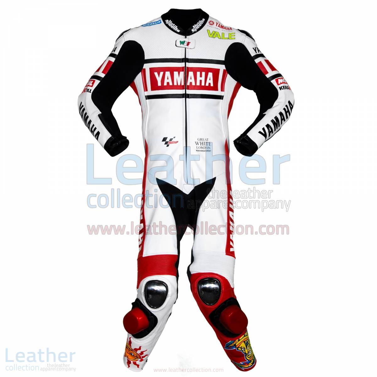 Valentino Rossi Yamaha MotoGP (Spain) 2005 Leathers