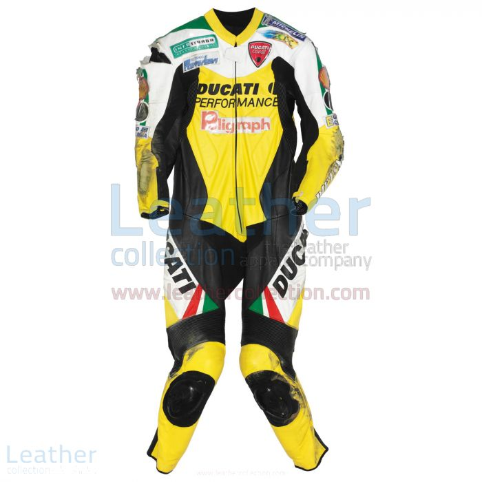 Paolo Casoli Ducati AMA Supersport 1999 Suit front